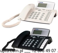 Telefon systemowy Slican CTS-203.IP