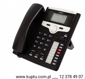 CTS-220.CL-BK, telefon systemowy SLICAN