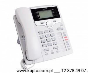 CTS-220.CL-GR, telefon systemowy SLICAN