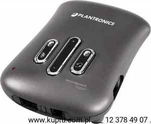 DM15 VistaPlus Cyfrowy adapter Plantronics (