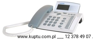 CTS-202.CL, telefon systemowy SLICAN