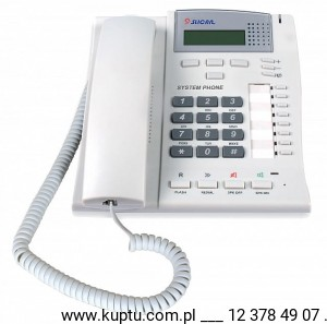 Telefon systemowy Slican CTS-102.IP