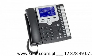 SLICAN CTS-330.CL-BK telefon systemowy